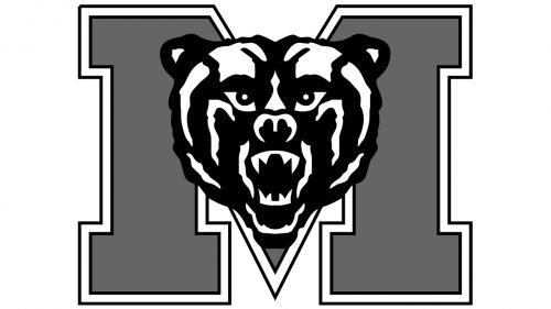 Mercer Bears football logo