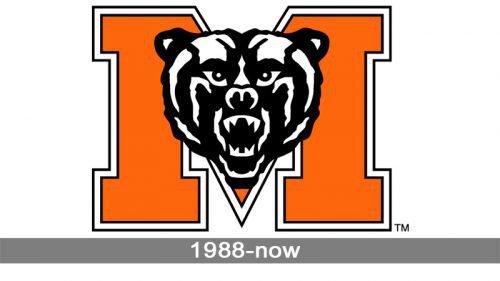 Mercer Bears logo history