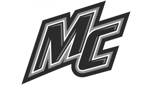 Merrimack Warriors basketball logo