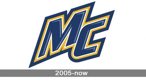 Merrimack Warriors logo history
