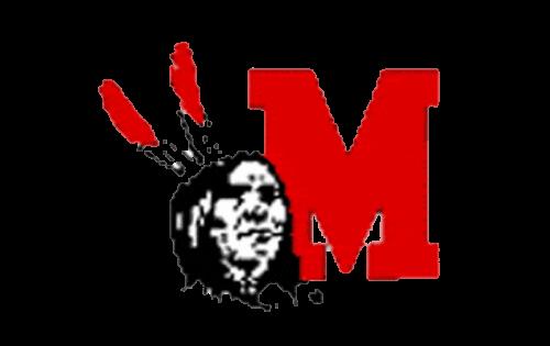 Miami (Ohio) RedHawks Logo-1979