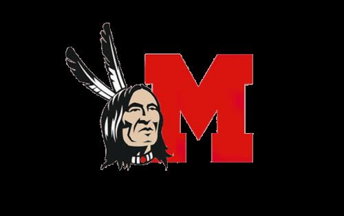 Miami (Ohio) RedHawks Logo-1992