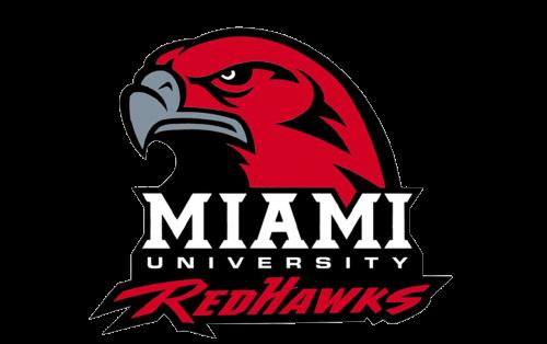 Miami (Ohio) RedHawks Logo-1997