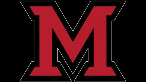 Miami (Ohio) RedHawks ice hockey logo