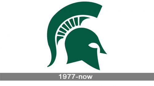 Michigan State Spartans Logo history