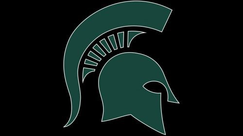 Michigan State Spartans baseball logo
