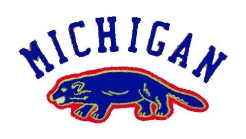 Michigan Wolverines Logo 1912