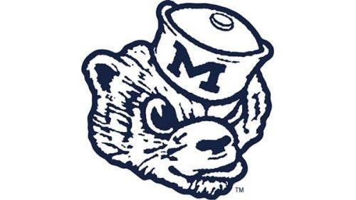 Michigan Wolverines Logo 1948