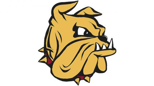 Minnesota-Duluth Bulldogs softball logo