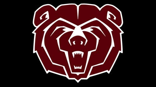 Missouri State Bears baseball logo
