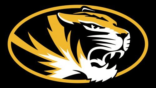 Missouri Tigers baseball logo