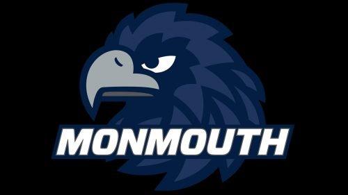 Monmouth Hawks baseball logo