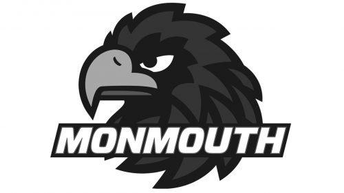 Monmouth Hawks basketball logo