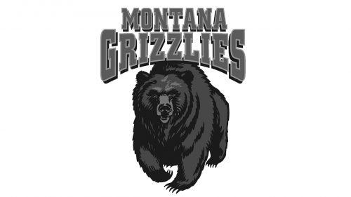Montana Grizzlies basketball logo