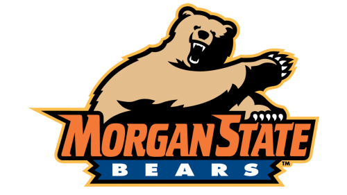 Morgan State Bears Logo