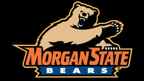 Morgan State Bears basketball logo