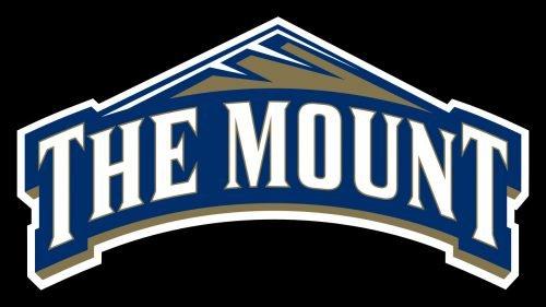 Mount St. Marys Mountaineers baseball logo