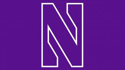 Northwestern Wildcats football logo
