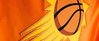 Phoenix Suns Will Add their Team Logo to the Statement Uniform