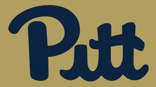 Pittsburgh Panthers basketball logo