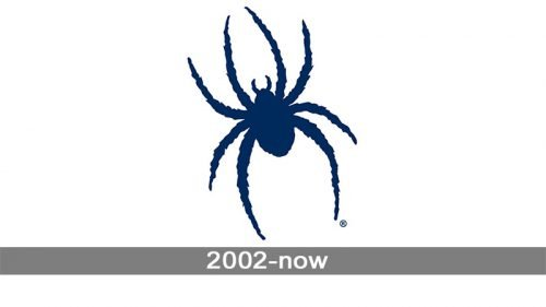 Richmond Spiders logo history