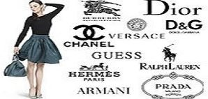 Top 5 Fashion and Clothes Brands Logos and Why They Work