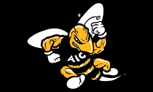 AIC Yellow Jackets Logo-2001