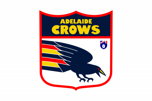 Adelaide Crows Logo 1991