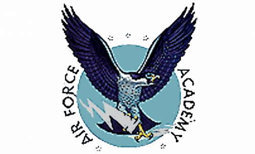 Air Force Falcons Logo-1954