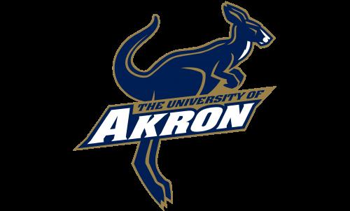 Akron Zips Logo-2002