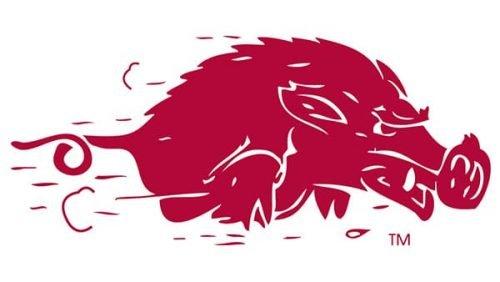 Arkansas Razorbacks Logo 1947