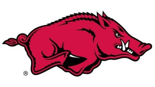 Arkansas Razorbacks Logo 2001