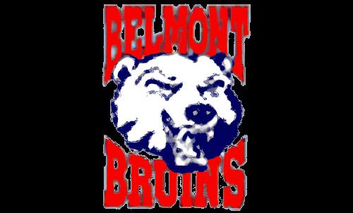 Belmont Bruins Logo-1981