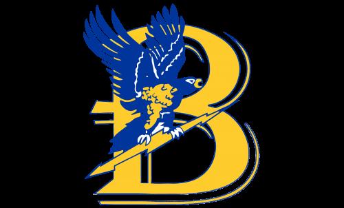 Bentley Falcons Logo-1988