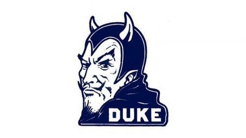 Duke Blue Devils Logo 1936