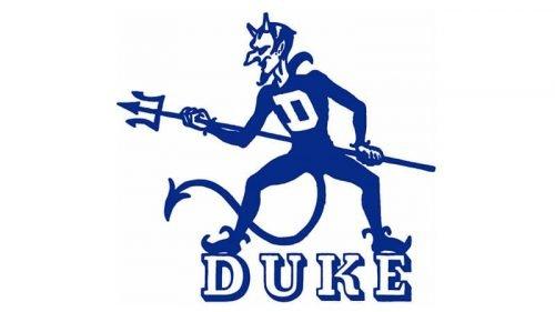 Duke Blue Devils Logo 1948