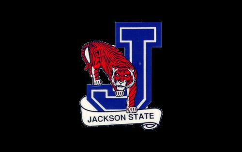 Jackson State Tigers Logo-1980