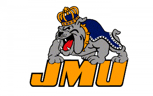 James Madison Dukes Logo-1986