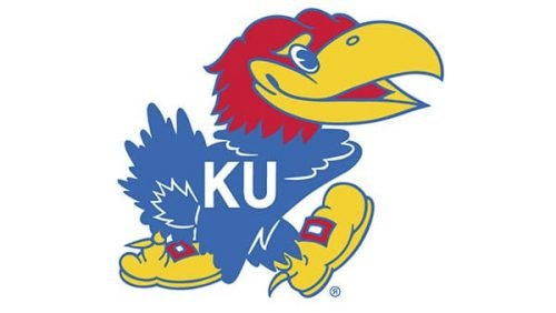 Kansas Jayhawks Logo 1946