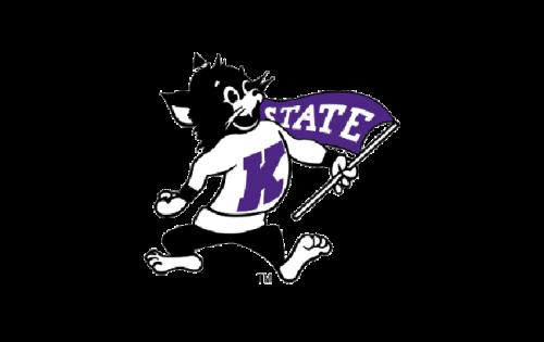 Kansas State Wildcats Logo-1955