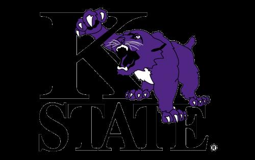 Kansas State Wildcats Logo-1975