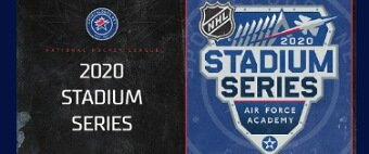 New logo for 2020 NHL Stadium Series is unveiled