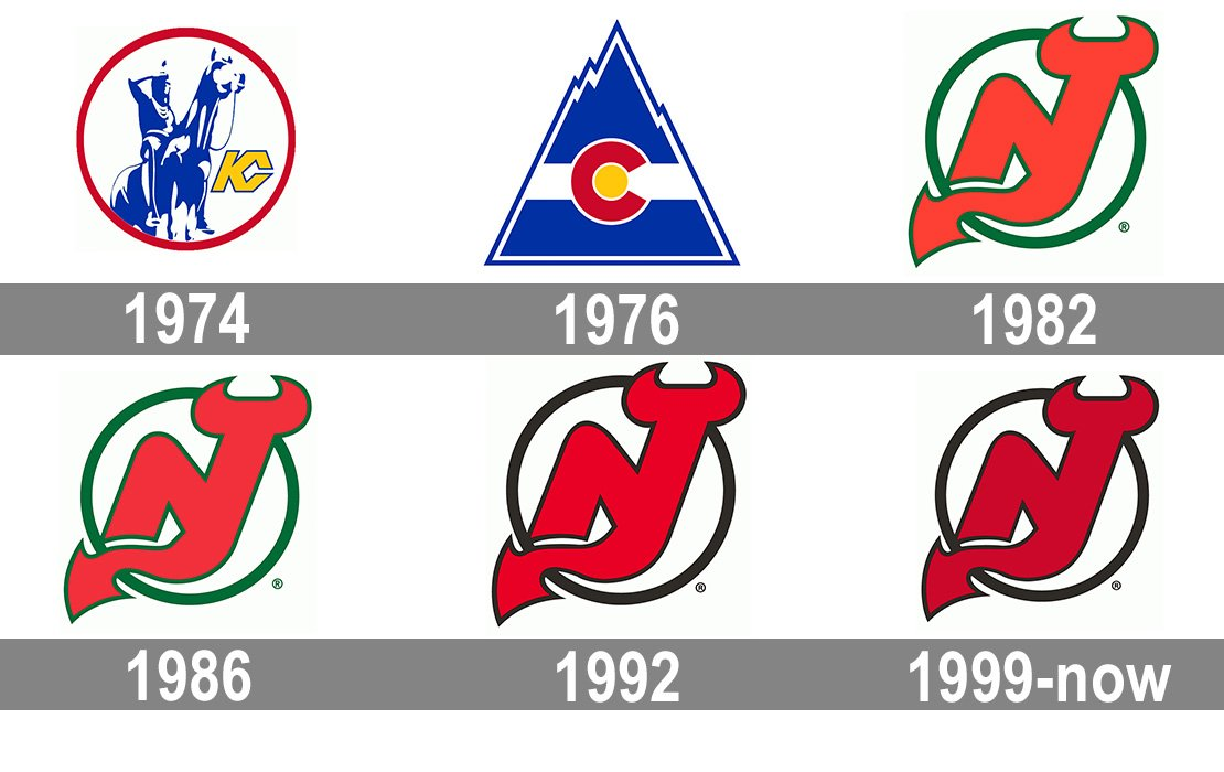 New Jersey Devils Logo And Symbol Meaning History Png