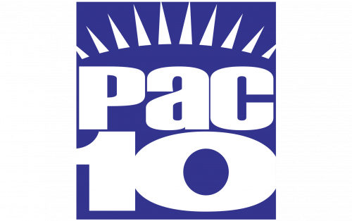 Pacific-10 Conference Logo-2000