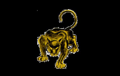 Pittsburgh Panthers Logo-1955