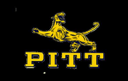 Pittsburgh Panthers Logo-1973