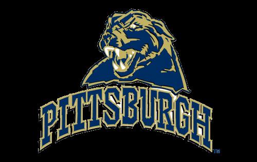Pittsburgh Panthers Logo-1997