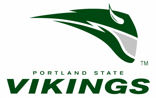 Portland State Vikings Logo-1999