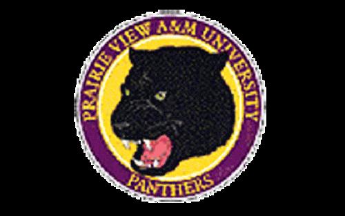 Prairie View A&M Panthers Logo-1998
