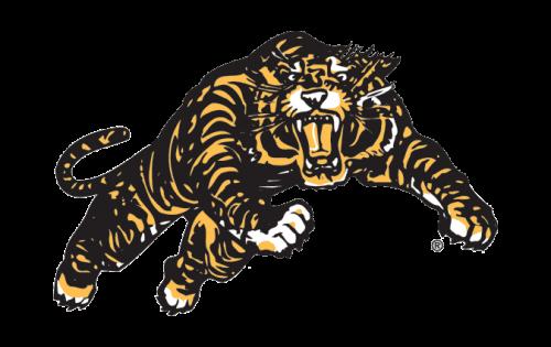 Princeton Tigers Logo-1964
